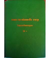 บทละครของหม่อมหลวงปิ่น มาลากุล เล่ม ๑-๖ -order 001968