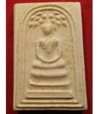 พระสมเด็จพิมพ์ปรกโพธิ์ หลวงปู่แหวน สุจิณฺโณ  วัดดอยแม่ปั๋ง อ.พร้าว จ.เชียงใหม่