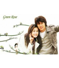 มรสุมหัวใจ (Green Rose) DVD 4  แผ่น พากย์ไทย