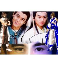 เดชเซียวฮื่อยี้ The Legendary Siblings ดีวีดี พากษ์ไทย 5 แผ่นจบ*หลินจื้ออิง+ซูโหย่วเผิง
