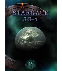 Stargate SG-1 season two ดีวีดี 10 แผ่น บรรยายไทย