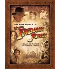 Young Indiana Jones season1 จำนวน 7 แผ่น (บรรยายไทย)