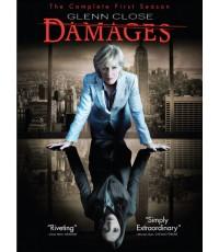 Damages : The Complete 1st Season / แดมเมจส์ เดิมพันยุติธรรม ปี 1 (3 Disc+บรรยายไทย)