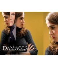 Damages season 2:เดิมพันยุติธรรม ปี 2 DVD บรรยายไทย 7 แผ่นจบ