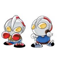 Ultraman Kids อุลตร้าแมนเวอร์ชั่นการ์ตูน V2D พากษ์ไทย 2 แผ่นจบ