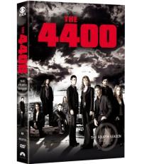 The 4400 Season 4 ดีวีดี 4 แผ่น (บรรยายไทย)*สกรีนทุกแผ่น
