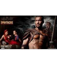 Spartacus: Blood and Sand season 1 ดีวีดี บรรยายไทย 7 แผ่นจบ