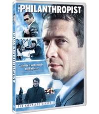 The philanthropist :The complete series ดีวีดี บรรยายไทย 4 แผ่นจบ