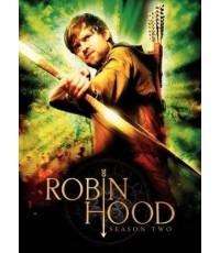 Robin Hood Season 2 มหาโจรนักรบโรบินฮูด ปี 2 DVD พากษ์ไทย-บรรยายไทย 4 แผ่นจบ*Master