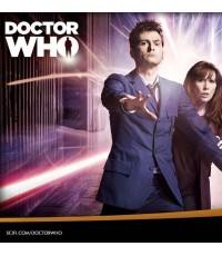 Doctor Who:ด็อกเตอร์ฮู กู้วิกฤตจักรวาล ภาคพิเศษผ่ามิติหลุมจักรวาลและหยุดแผนระเบิดเวลา DVD พากษ์ไทย