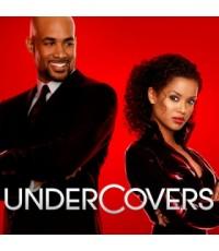 Undercovers Season 1 ดีวีดี บรรยายไทย 6 แผ่นจบ