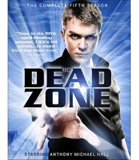 Dead Zone Season 5 : คนเหนือมนุษย์ ปี 5 ดีวีดี บรรยายไทย 3 แผ่นจบ