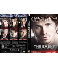 The Event : Season 1 (บรรยายไทย) DVD 11 แผ่นจบ