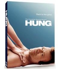 Hung Season 2/มือใหม่หัดขายรัก ปี 2 ดีวีดี บรรยายไทย 2 แผ่นจบ*master