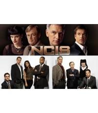 NCIS: Naval Criminal Investigative Service  Season 8/หน่วยสืบสวนแห่งนาวิกโยธิน ปี 8 (ซับไทย 12 แผ่นจ