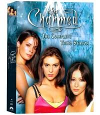 Charmed Season 3/ชาร์ม แม่มดสามดรุณี ปี 3 (DVD บรรยายไทย 6 แผ่นจบ)