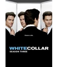 WHITE COLLAR season 3/อาชญากรสมองเพชร ปี 3 DVD บรรยายไทย 5 แผ่น*ชุดที่ 1