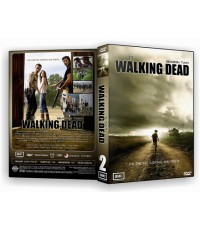 The Walking Dead season 2/เมืองซอมบี้ หนีไม่ให้ตาย DVD พากย์ไทย+บรรยายไทย 4 แผ่นจบ