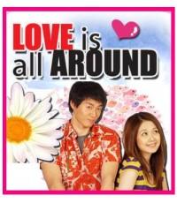รักแรกรุ่นวุ่นซะไม่มี (Love is all around) DVD พากย์ไทย 4 แผ่นจบ