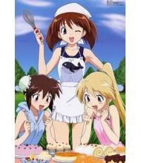 Narue no Sekai นารุเอะ อลวนลุ้นรักสาวต่างดาว DVD พากย์ไทย 3 แผ่นจบ