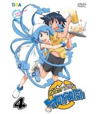 Shinryaku! Ika Musume หมึกสาวลุยหลุดโลก ภาค 1+2 DVD พากย์ไทย-บรรยายไทย รวม 9 แผ่นจบ(24ตอน)