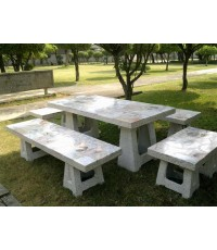 โต๊ะหินอ่อนจัมโบ้