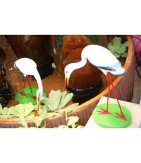 นกกระยางคอยาว (ขนาดกลาง)