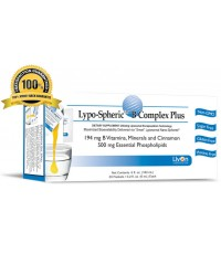 Lypo Spheric B Complex Plus ลดริ้วรอยร่องลึก รอยเหี่ยวย่น รอยตีนกา