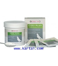 Coxi Plus ค็อกซี่พลัส ป้องกันและ รักษาโรคท้องร่วง บิด ถ่ายเหลว ขี้เขียว บรรจุ 8 ซอง