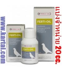Ferti-Oil ยาบำรุงพันธุ์ เร่งเชื้อ ป้องกันการเกิดไข่ลม แบ่งจำหน่าย 25 cc.