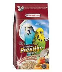 Prestige Premium อาหารนก หงษ์หยก ฟอฟัส เลิฟเบิร์ด นกเขาชวา เขาเล็ก เขาใหญ่ บรรจุ 1 กิโลกรัม