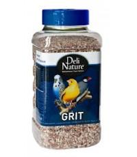 Deli Nature Grit Extra แร่ธาตุรวม เหมาะสำหรับ ลูกไก่ ลูกนก ลูกเจี๋ยบ บรรจุ 1.2 กิโลกรัม
