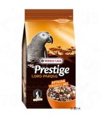 Prestige พรีเมี่ยม อาหารนกธัญญาพืชผสม เกรด A สำหรับนก แอฟริกันเกรย์-คอนนัวร์ บรรจุ 1 กิโลกรัม