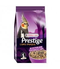 Australian parakeet mix อาหารนกสูตรออสเตเรียน สำหรับ ค็อกคาเท็ล เลิฟเบิร์ด บรรจุ 1 กิโลกรัม