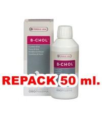 B-chol บำรุงตับ กระตุ้นการผลัดขน ลดอาการบอบช้ำ บรรจุ 50 ml.