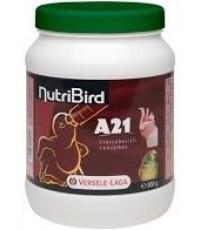 อาหารลูกป้อน Nutribird A21 สำหรับลูกนกทุกสายพันธุ์ บรรจุ 800 กรัม
