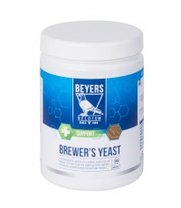 Brewer Yeast ยีสต์โปรตีนสังเคราะห์ เข้มข้น ผสมโปรตีน บรรจุ 600 กรัม