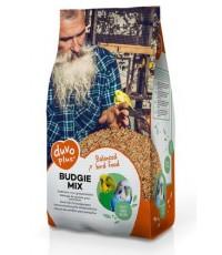 DUVO PLUS BUDGIS MIX อาหารนก หงษ์หยก เลิฟเบิร์ด ฟอฟัส บรรจุ 20 กิโลกรัม