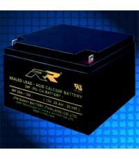 แบตเตอรี่แห้ง RR MP26A-12V THAI 12V 26Ah