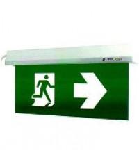 ป้ายไฟทางออก MAX BRIGHT  Fire Exit LED Slimline