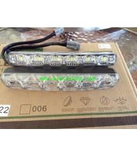 ไฟ Daylight LED 6 ดวง K022