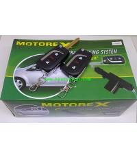 รีโมท เปิด-ปิด+ชุดเซ็นทรัลล็อค Motore X รุ่น K4306