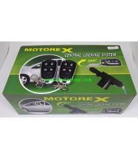 รีโมท เปิด-ปิด+ชุดเซ็นทรัลล็อค Motore X รุ่น K4321