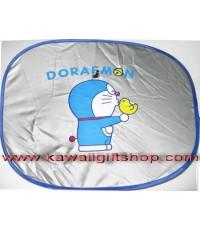 บังแดดสปริงด้านข้าง รถยนต์ โดเรมอน Doraemon (ราคาต่อข้างคะ)