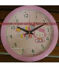 นาฬิกาแขวนฝาผนังคิตตี้