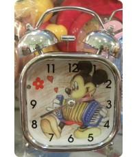 นาฬิกาปลุกตั้งโต๊ะ มิกกี้เม้าส์ ลายคลาสสิค หมดแล้ว