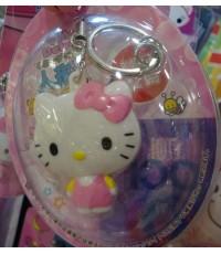 พวงกุญแจ+ห้อยโทรศัพท์ คิตตี้ kitty