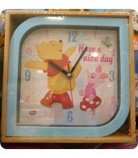 นาฬิกาแขวนฝาผนัง หมีพูห์ Pooh