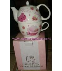 ชุดกาน้ำชา คิตตี้ kitty