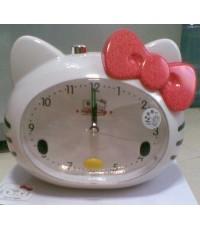 นาฬิกาปลุกหน้า คิตตี้ Kitty